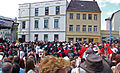Eilenburg 1050-Jahrfeier Pub-Buehne Line-Dance6.jpg