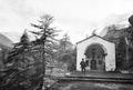 Eine Kapelle am Weg nach Saas-Fee - CH-BAR - 3238947.tif
