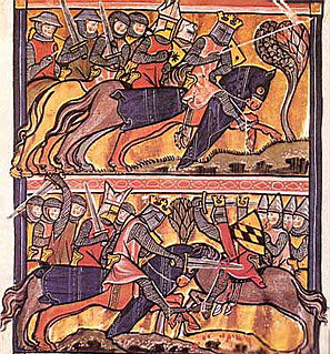<i>Vita Karoli Magni</i> biography of Charlemagne written by Einhard