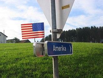 Eitzing - Image: Eitzing amerika