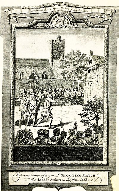 Elizabethan People - Archery Match.jpg