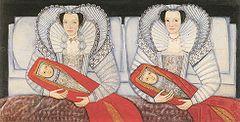 Elizabethan Sisters Babies