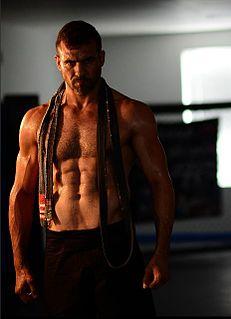 Elvis Sinosic Australian mixed martial arts fighter