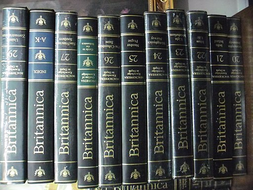 Encyclopedia Britannica series
