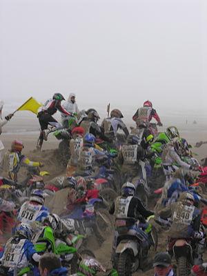 Beach racing - Beach racing