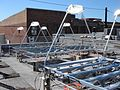 Energy Innovations Sunflower six-unit test 092205.jpg