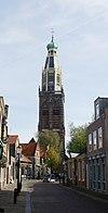 enkhuizen - rijksmonument 15269 - zuiderkerktoren 20110924
