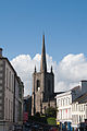 Enniskillen Cathedral of St. Macartin as seen from Church Street 2012 09 17.jpg