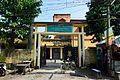 Entrance - Chakdah Bapuji Vidyamandir - Sukhsagar Road - Chakdah - Nadia 2013-10-20 3787.JPG
