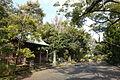Entry gate - Jufukuji - Kamakura, Kanagawa, Japan - DSC07929.JPG