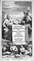 Epicteti enchiridium cum Cebetis Thebani tabula, 1750, frontispiece.png