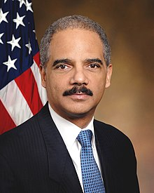 Portrait officiel de Eric H. Holder, Jr, 2009