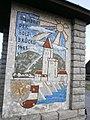 Ermione - Stein, NÖ, 140815, Holzbrücke 1463.jpg