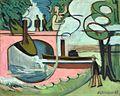 Ernst Ludwig Kirchner Lützowufer am Morgen 1929.jpg