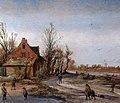 Esaias van de Velde Winter Landscape.jpg
