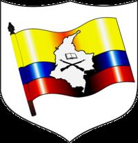 Escudo Oficial de las Fuerzas Armadas Revolucionarias de Colombia - FARC-EP.png