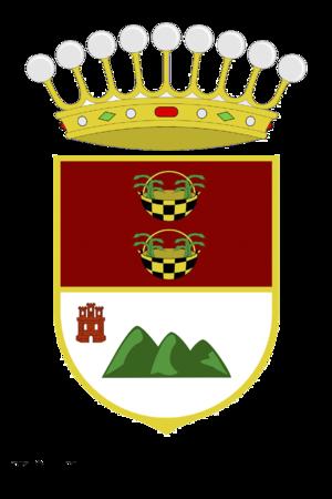 Frigiliana - Image: Escudo de Frigiliana oficial