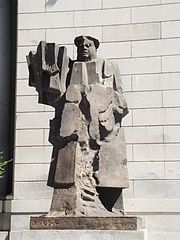 Estatua de Indalecio Prieto Tuero