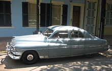 1951 Mercury Eight With Doors