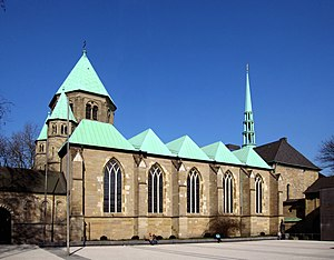 Roman Catholic Diocese of Essen - Essen Cathedral