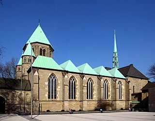 Church in Essen, Germany