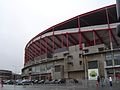 Estadio da Luz outside parking.jpg