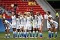 Estados Unidos x Suécia - Futebol feminino - Olimpíada Rio 2016 (28862557141).jpg