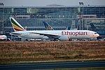 Ethiopian Airlines Boeing 777-260-LR ET-AQL (30072643233).jpg