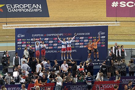 2018 UEC European Track Championships – Women s madison - Wikiwand 59a0ae366