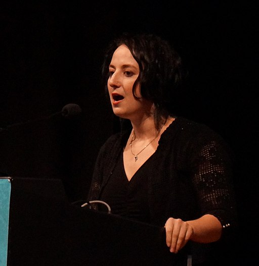Eva Galperin 2013 (cropped)