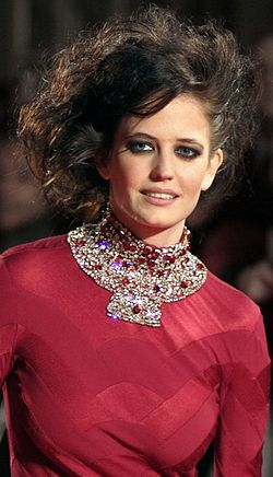 Eva Green at the BAFTAs at the Royal Opera House in London.jpg