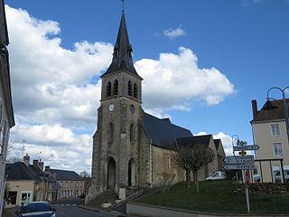 Évaillé Commune in Pays de la Loire, France