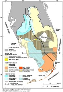 Everglades Florida Map.Everglades Wikipedia