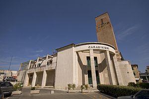 Casa del Fascio - The former Casa del Fascio of Asciano