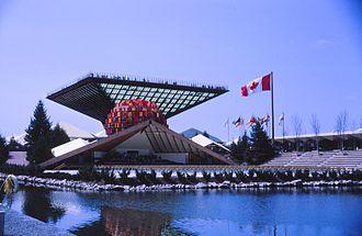 Canadian Pavilion - Canadian Pavilion, Expo 67.