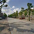 Exterieur, overzicht Markt in de lengteas met zicht op bestrating - Geertruidenberg - 20321483 - RCE.jpg