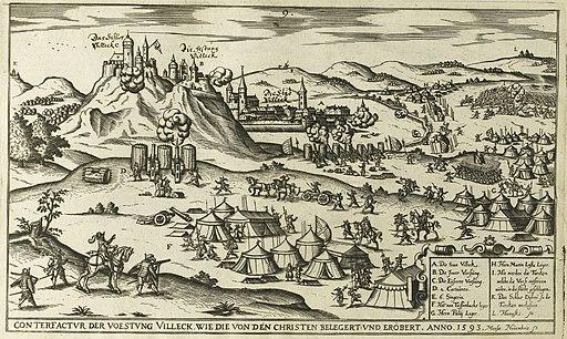 Fülek megvétele 1593-ban