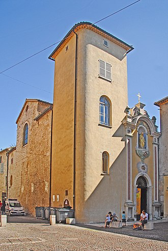 Roman Catholic Diocese of Vence - Vence Cathedral