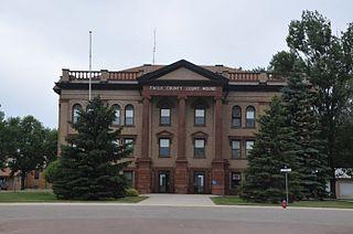 Faulk County, South Dakota U.S. county in South Dakota