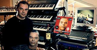 Fernando Abrantes German-Portuguese producer and musician
