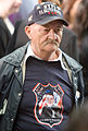 FEMA - 32643 - Photograph of 9-11 mourner at memorial service by Andrea Booher.jpg