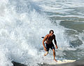 FEMA - 38959 - Residents surf during Hurricane Ike.jpg