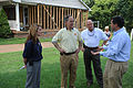 FEMA - 44910 - Federal Coordinating Officer with local officials in Tennessee.jpg
