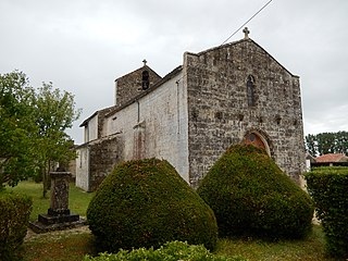FR 17 Courcerac - Église Saint-Romain 03.jpg