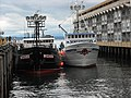 FV Wizard, FV Northwestern, unusually docked on the waterfront.. - panoramio.jpg