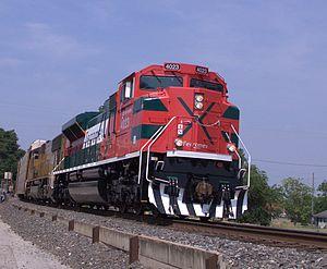 Ferromex - Image: FXE 4023 Wiki