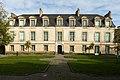 Façade sud du corps principal du manoir du Mail (Redon, Ille-et-Vilaine, France).jpg
