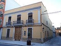 Façana del Museu Comarcal de l'Horta Sud Josep Ferrís March i de la Fundació Horta Sud.jpg