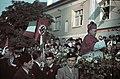 Fa utca (strada Liviu Rebreanu) a magyar csapatok bevonulása idején. A felvétel 1940. szeptember 8-án készült. Fortepan 92482.jpg