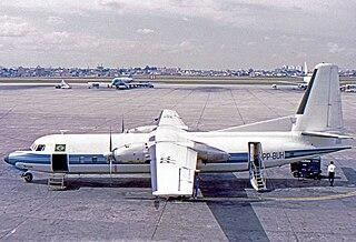 Fairchild F-27 Regional airliner
